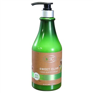 TSC Spa Organic Hand & Body Cream - Sweet Olive 30 oz. ()