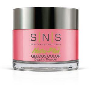 SNS GELous Color Dipping Powder - Birds of Paradise Collection - #BP21 Pink Robin 1.5 oz. (15037-BP21)