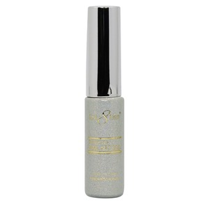 Cre8tion Detailing Nail Art Gel Striper - 25 Holographic Silver 0.33 oz. ()
