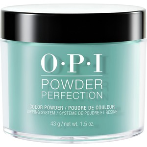 OPI Powder Perfection - Color Dipping Powder - Mexico City Collection - #DPM84 Verde Nice to Meet You 1.5 oz. (15322)