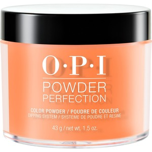 OPI Powder Perfection - Color Dipping Powder - Mexico City Collection - #DPM88 Coral-ing Your Spirit Animal 1.5 oz. (15324)