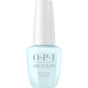OPI GelColor Soak Off Gel Polish - Mexico City Collection - #GCM83 Mexico City Move-mint 0.5 oz. (GCM83)