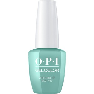 OPI GelColor Soak Off Gel Polish - Mexico City Collection - #GCM84 Verde Nice to Meet You 0.5 oz. (GCM84)