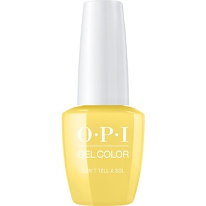 OPI GelColor Soak Off Gel Polish - Mexico City Collection - #GCM85 Don't Tell a Sol 0.5 oz. (GCM85)