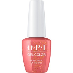 OPI GelColor Soak Off Gel Polish - Mexico City Collection - #GCM87 Mural Mural on the Wall 0.5 oz. (GCM87)