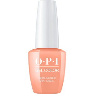 OPI GelColor Soak Off Gel Polish - Mexico City Collection - #GCM88 Coral-ing Your Spirit Animal 0.5 oz. (GCM88)