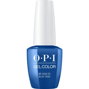 OPI GelColor Soak Off Gel Polish - Mexico City Collection - #GCM92 Mi Casa Es Blue Casa 0.5 oz. (GCM92)