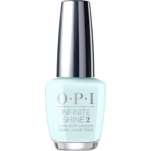 OPI Infinite Shine - Air Dry 10 Day Nail Polish - Mexico City Collection - #ISLM83 Mexico City Move-mint 0.5 oz. (15343-ISLM83)