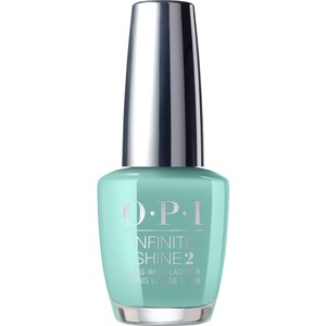 OPI Infinite Shine - Air Dry 10 Day Nail Polish - Mexico City Collection - #ISLM84 Verde Nice to Meet You 0.5 oz. (15343-ISLM84)