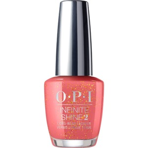 OPI Infinite Shine - Air Dry 10 Day Nail Polish - Mexico City Collection - #ISLM87 Mural Mural on the Wall 0.5 oz. (15343-ISLM87)
