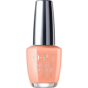 OPI Infinite Shine - Air Dry 10 Day Nail Polish - Mexico City Collection - #ISLM88 Coral-ing Your Spirit Animal 0.5 oz. (15343-ISLM88)