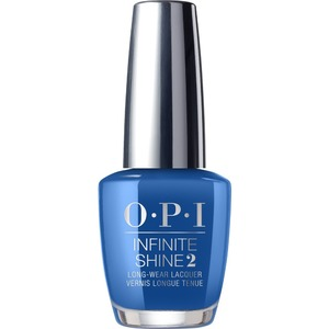 OPI Infinite Shine - Air Dry 10 Day Nail Polish - Mexico City Collection - #ISLM92 Mi Casa Es Blue Casa 0.5 oz. (15343-ISLM92)