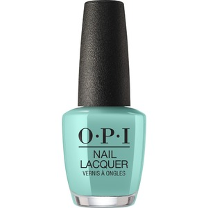 OPI Nail Lacquer - Mexico Collection - #NLM84 Verde Nice to Meet You 0.5 oz. (15318-NLM84)