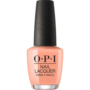 OPI Nail Lacquer - Mexico Collection - #NLM88 Coral-ing Your Spirit Animal 0.5 oz. (15318-NLM88)