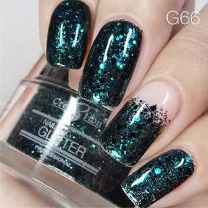Cre8tion Professional Nail Art Glitter - Color 066 1 oz. (Color 066)