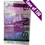 SNS - Pedi in a Box - 4 in 1 - Lavender Case of 150 Treatment Sets (case sns-pedi-lavender)