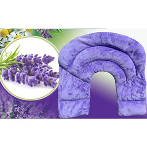2E Organic - Healing Herbal Wraps - Herbal Inner Neck Wrap - Lavender (18952)