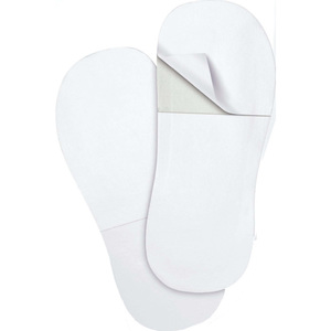 Strapless Sticky Sandals - White 250 Pair (504072 X 250)