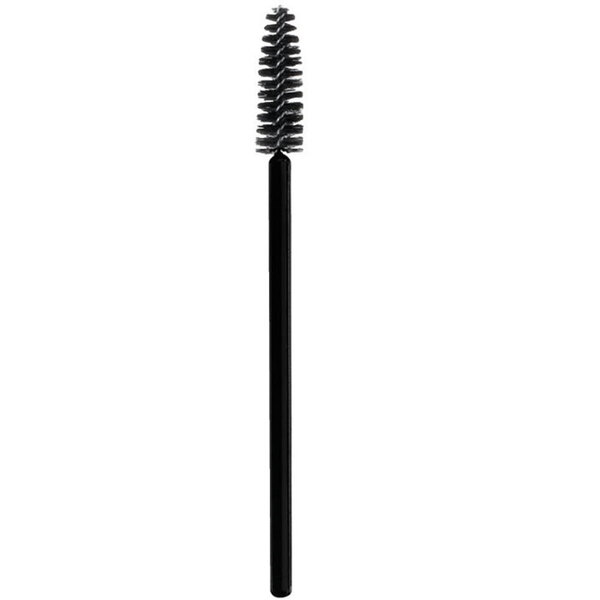 "Disposable Mascara Wand - Large Tapered Head with Plastic Handle 4"" Long 1625 Pack (80077 X 65)"