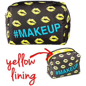 #MAKEUP Bag Case of 12 (59960 X 12)