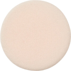 "Dual Sided Flocked Foam Puff - Natural - 2.2"" Diameter x 0.197"" Thick 360 Pack (20209 X 360)"