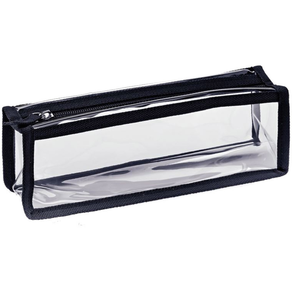 Small Clear Cosmetic Bag 9 X 3 2 5 Each Case Of 18 Bags 599984