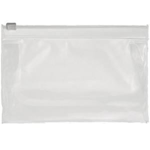 "Clear Slide Zipper Bag - 6"" x 4"" x 1.5"" Each Case of 70 Bags (599783 X 70)"