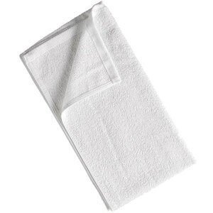 "Partex Bleach Guard Royale Cotton Towels - White - 16"" x 29"" - 3.3 lbs per Dozen Weight Pack of 36 Towels (73039 X 3)"