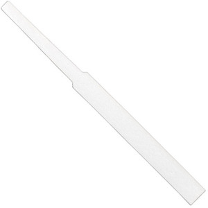 "Fragrance Paddle Tester Strip - 5"" x 0.394"" - 230 GSM Paper 100 Pieces per Bag X 50 Bags = 5000 Tester Strips (24713 X 50)"
