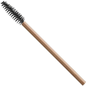 "Disposable Large Tapered Head Mascara Wand with Bamboo Handle - 4"" Long 50 Pieces Per Bag X 10 Bags = Case of 500 (30378 X 10)"
