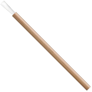"Disposable Lip Brush with Bamboo Handle - 3.4"" Long 50 Pieces Per Bag X 14 Bags = Case of 700 (30380 X 14)"