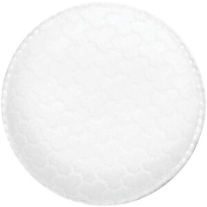 "Swisspers® Dual Textured Exfoliating Cotton Round - 2.25"" Diameter 50 Pads per Sleeve X 36 Sleeves = Case of 1800 Pads (96584 X 36)"