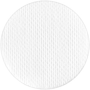 "Pure Performance® Round Dual Textured Cotton Round - 2.25"" Diameter 100 Pads per Sleeve X 36 Sleeves = Case of 3600 Pads (96562 X 36)"