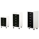 "DIR Trolley Dionysus - 6 Drawers - Large 38.5"" Tall (5201)"