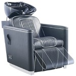 DIR Alpine Shampoo Backwash Unit - Massage With Electrical Leg Rest (7777)