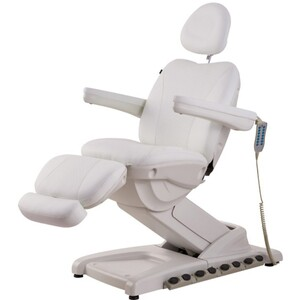 DIR Facial Beauty Bed & Chair Apollo - Full Electrical with Thermo Heat - Available in White or Black (8716)