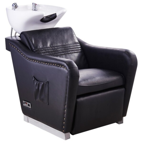 DIR Shampoo Backwash Unit Marvel - Massage with Electrical Leg Rest (7853)