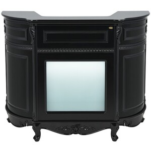 DIR Reception Desk Revival II - LED Illumination - Meteor Black (4303BL)