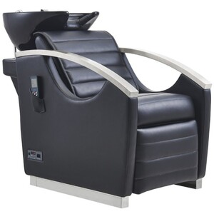 DIR Shampoo Backwash Unit Bella III - Massage with Reclining Backrest & Powered Leg Rest (7903)