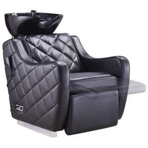 DIR Shampoo Backwash Unit Minervah - Massage with Powered Leg Rest (7708)