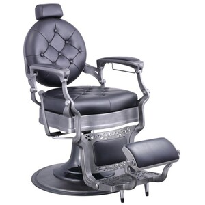 DIR Barber Chair Vanquish - Brushed Frame (2111BRUSHED)