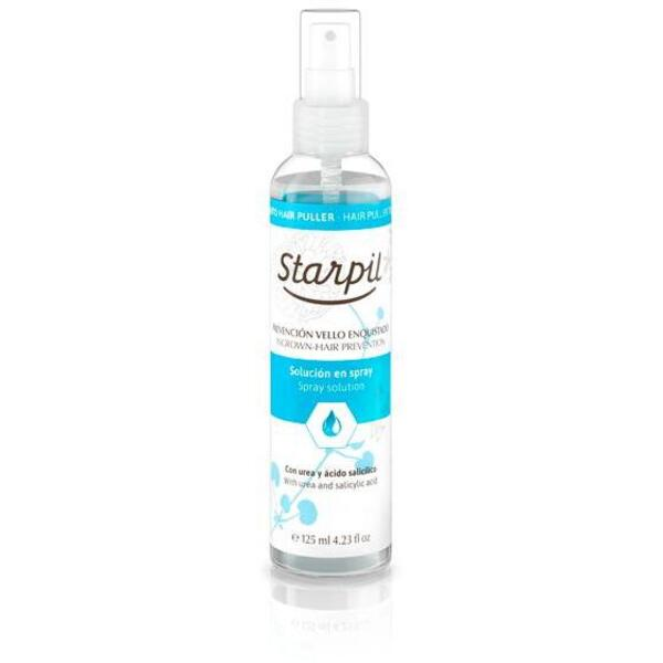 Starpil Hair Puller from Spain - For Ingrown Hairs 125 mL. (4.4 oz.) X 4 Bottles = 1 Case (1511011 X 4)