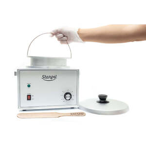Starpil Pro Large Wax Warmer 2.4 Kg. (5.5 Lbs.) Capacity (1522011)