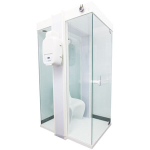 HALOBOOTH PRO™ - Dry Salt Therapy Booth - Available in 3 Sizes (HALOBOOTHPRO)