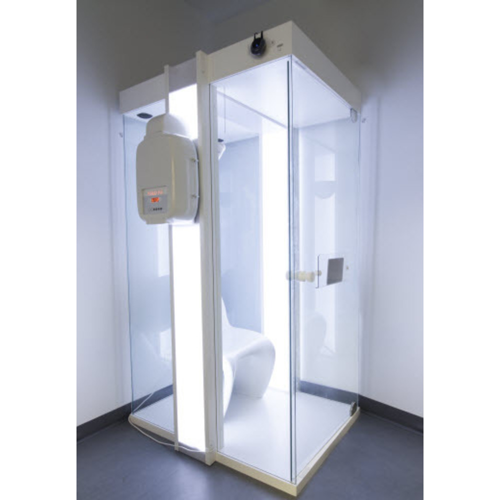 HALOBOOTH PRO™ - Dry Salt Therapy Booth - Available in 3 Sizes by HALOTHERAPY (HALOBOOTHPRO)