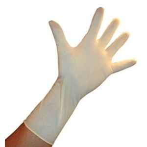 "High Risk Exam Gloves Latex Powder-Free 12"" Long"