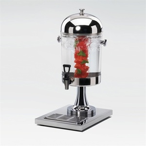 2 Gallon Stainless Steel Infusion Beverage Dispenser (1010INF)