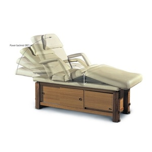 Letizia Electric Facial and Massage Bed with Storage and Drawers (SKU163591)