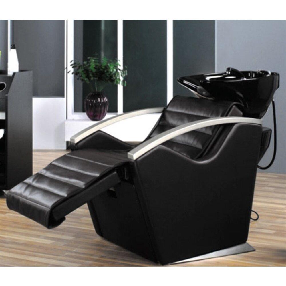 & Tonia Powered Roller Massage Reclining Backwash Chair (SKU16470)