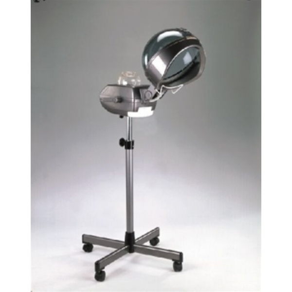 Athene Professional Hair Steamer With Stand Gray (80ES)